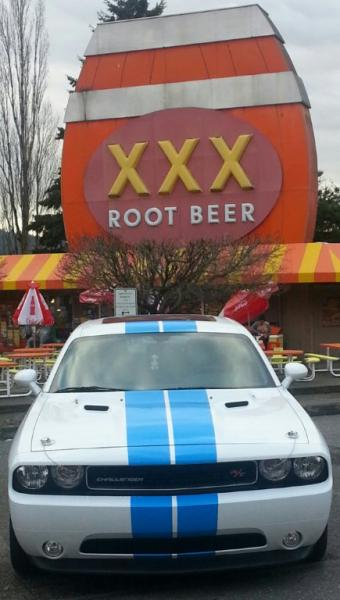 triple xxx root beer stand